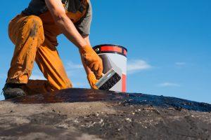 April building solutions roofer waterproofing